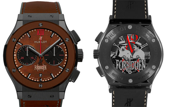 Ref: 521.CC.0589.VR.OPX14 – Limited edition of 250 pieces