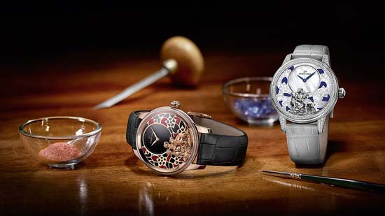 Jaquet Droz Unveils Year of the Goat Timepieces