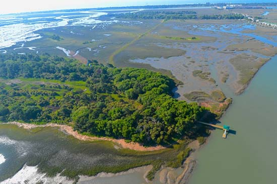 Private Island in South Carolina Listed For Sale At 29 Million