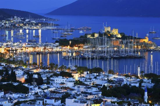 5. Bodrum City, Turkey (Average nightly hotel rate: $128)