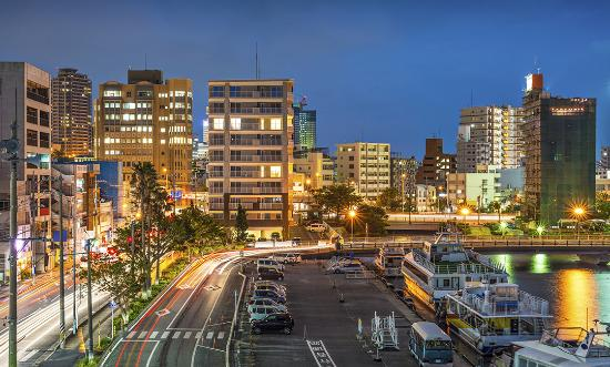 6. Naha, Japan (Average nightly hotel rate: $84)