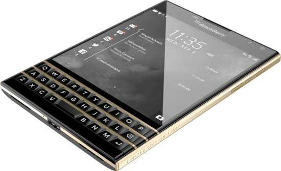 BlackBerry-Passport-Limited-Edition-side