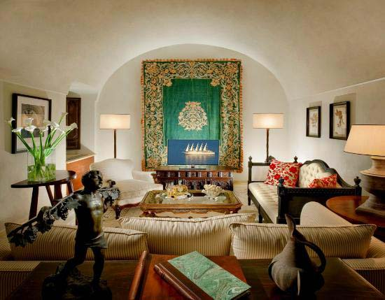 10. Monastero Santa Rosa Hotel & Spa - Conca dei Marini, Italy