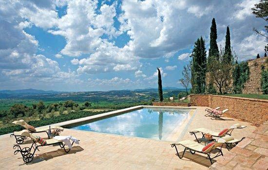 9. Castello Banfi - Il Borgo - Montalcino, Italy