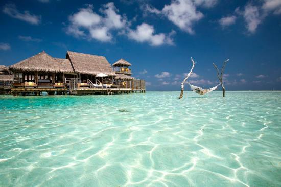 1. Gili Lankanfushi Maldives - Lankanfushi, North Male Atoll, Kaafu Atoll