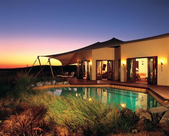 8. Al Maha, A Luxury Collection Desert Resort & Spa - Murqquab, United Arab Emirates