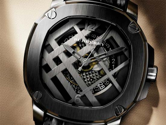 Burberry-The-Britain-Icon-Check-For-Men-dial