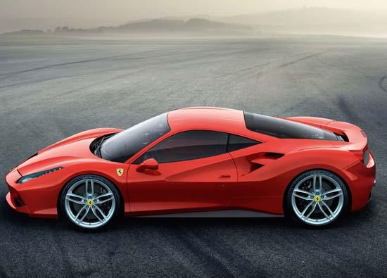 Ferrari-488-GTB-side
