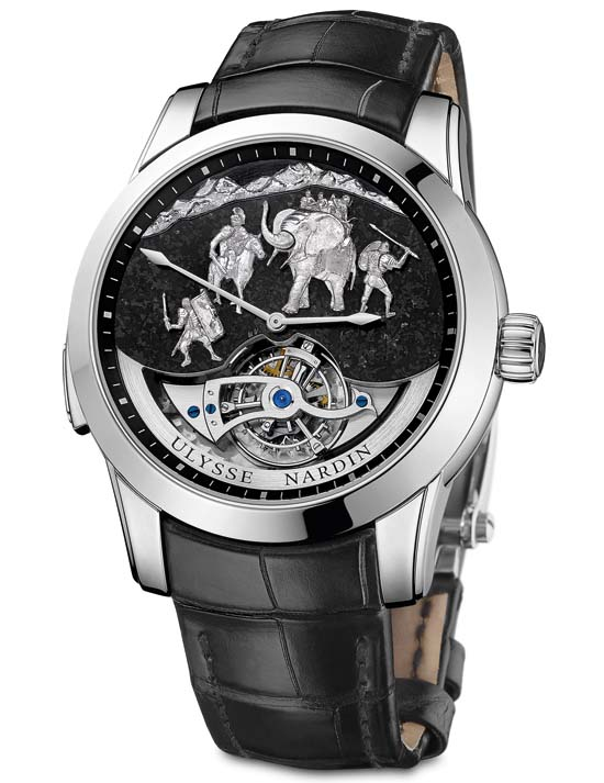 Ulysse Nardin Hannibal Minute Repeater - Reference 789-00