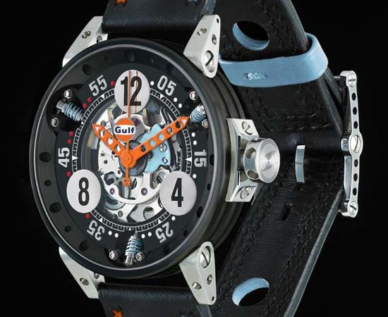 BRM Gulf Racing Watch Collection