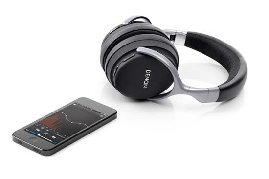 Denon-AH-GC20-Wireless Headphone