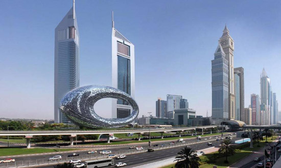 Dubai Unveils Plans For 'Museum Of The Future'