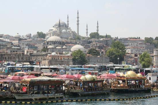 3.Istanbul, Turkey