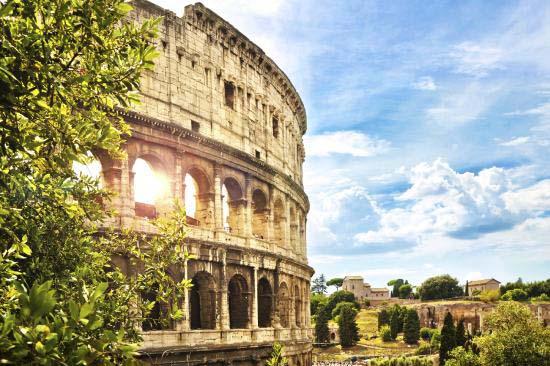7.Rome, Italy