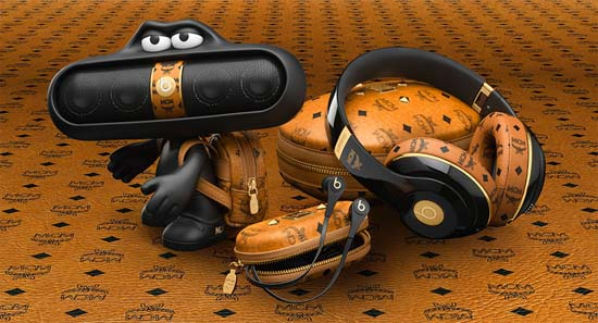 Beats by Dre x MCM Capsule Collection