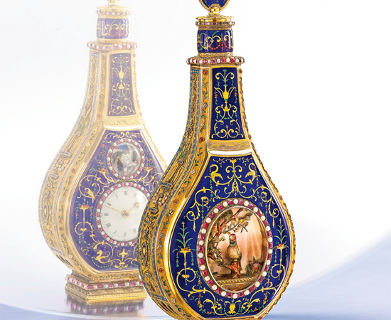 Jaquet Droz Singing Bird Scent Flask Sells For $2.5 million