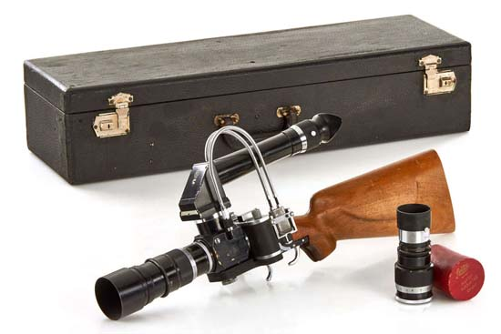 Leica Camera Rifle package