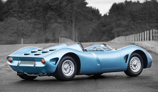 1967-Bizzarrini-P538-back