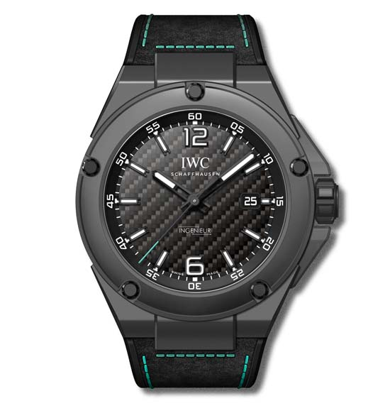 IWC-Ingenieur-Automatic-Edition-Nico Rosberg-front