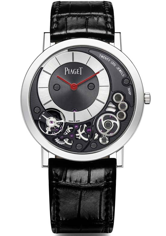 Piaget Altiplano 900P for Only Watch 2015 - Ref.G0A40510