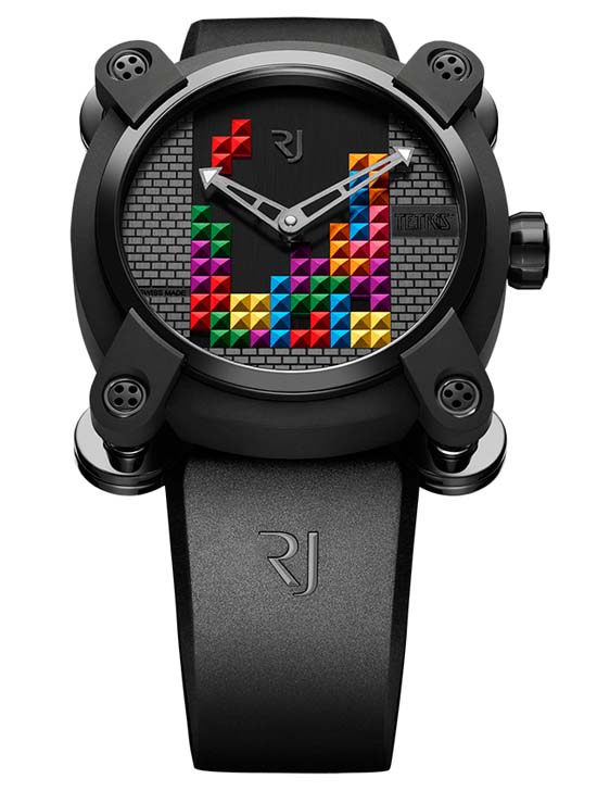 Romain Jerome Tetris-DNA - Reference RJ.M.AU.IN.010.01