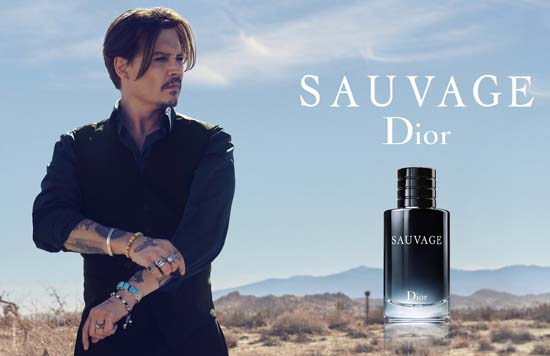 Johnny Depp To Star In Dior Sauvage Film