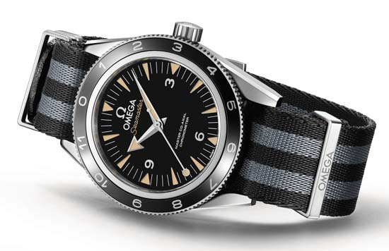 Omega Introduces The Seamaster 300 Spectre Limited Edition