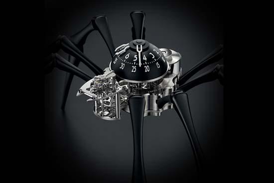 MB&F-Arachnophobia-movement
