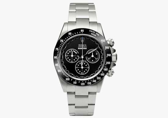 Daytona Titanium-Coated Watch $26,400