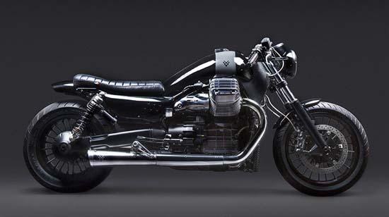 Moto Guzzi California 1400 by Venier Customs