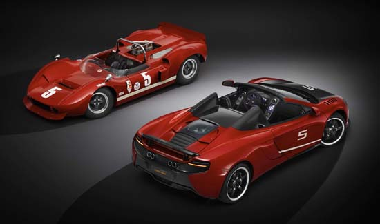 McLaren Goes Retro With 650S Can-Am