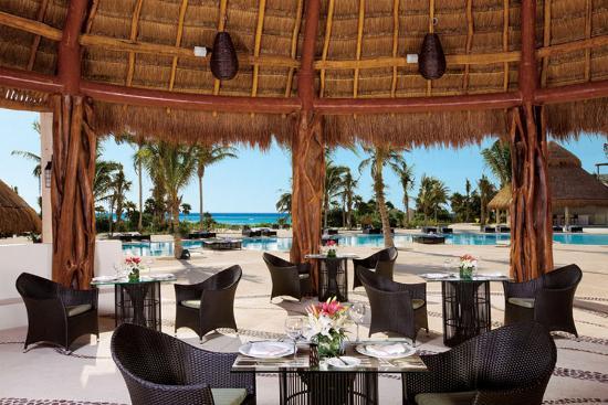 Maroma Beach Riviera Cancun restaurant