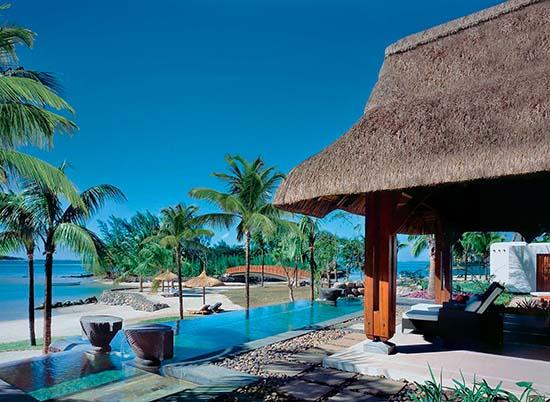 Shangri La Mauritius-Beach-Villa
