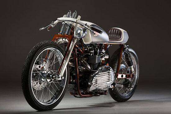 Custom-Built Triumph Bonneville 1