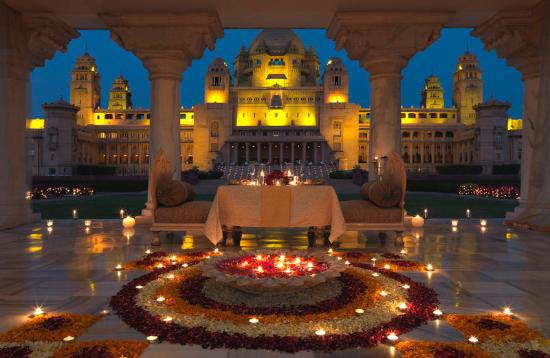 Umaid Bhawan Palace Is The World's Best Hotel For 2016