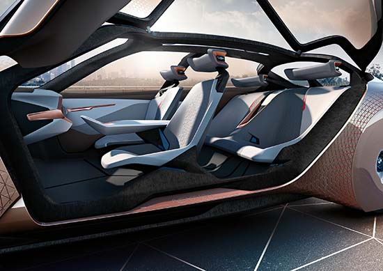 BMW Vision Next 100 Concept 4