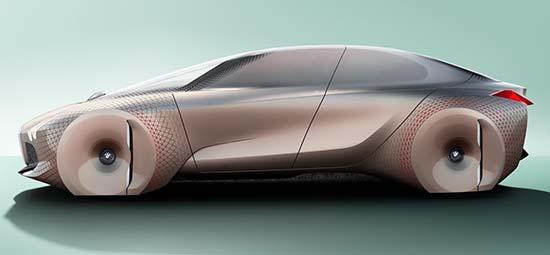 BMW Vision Next 100 Concept 5