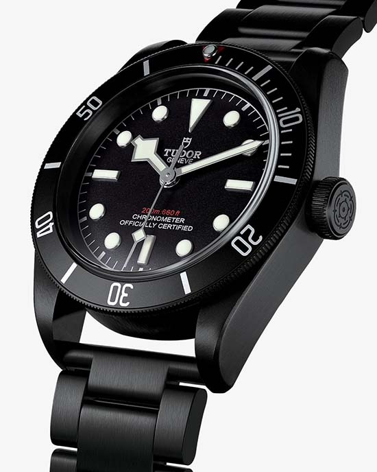 Tudor Heritage Black Bay Dark Watch Will Capture Your Attention ...