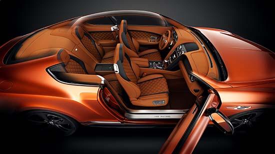 Bentley Continental GT Speed Black Edition 3