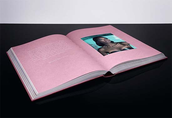 Naomi Campbell Launches Coffee Table Book $1750