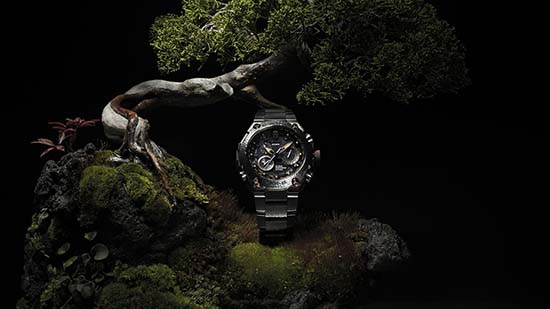Casio G-Shock MR-G Hammer Tone Limited Edition Watch