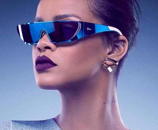 Rihanna x Dior Sunglasses Collection