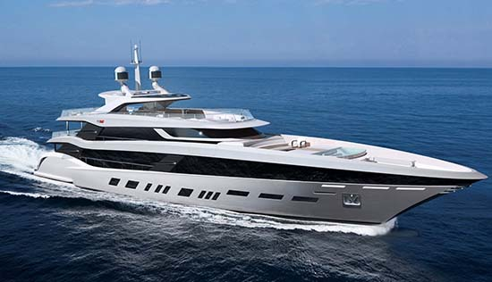 Benetti Fisker 50 Superyacht Concept Is A Floating Paradise