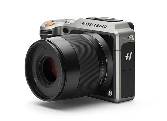 Hasselblad Unveils The X1D Mirrorless Camera