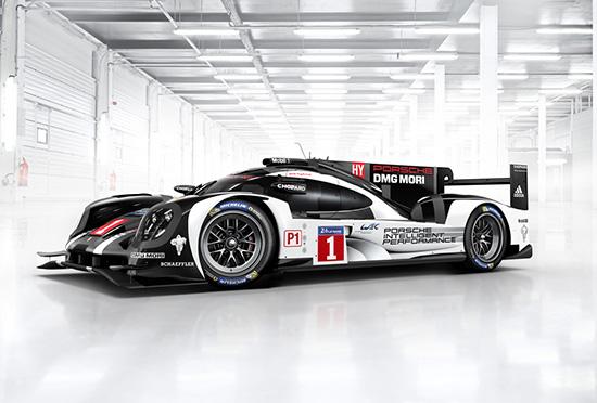 Porsche 919 Black Edition