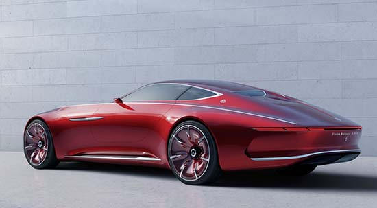 Mercedes-Maybach-Vision-6-back