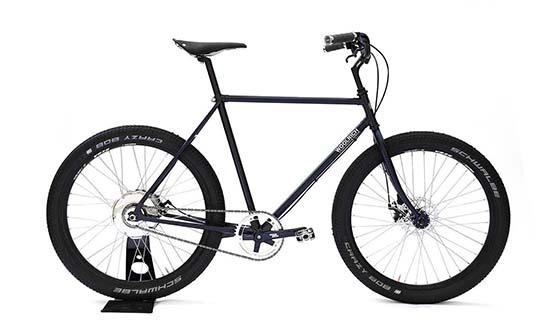 Woolrich Deus E-Bike 2