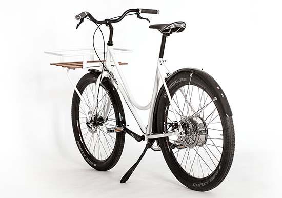 Woolrich Deus E-Bike 3