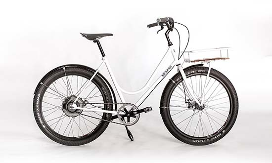 Woolrich Deus E-Bike 4