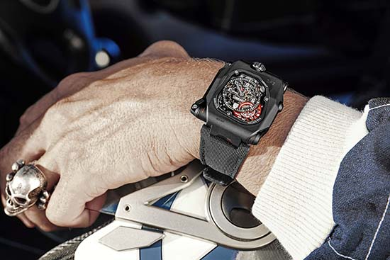 Introducing The Urwerk Time Hunter X-Ray Watch